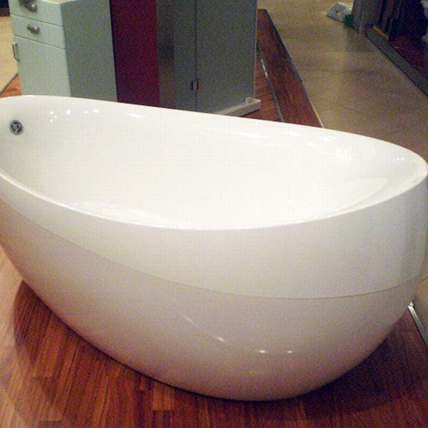 Outlet Vasca da bagno Aveo Quaryl, design Conran e Partners - Mario ...