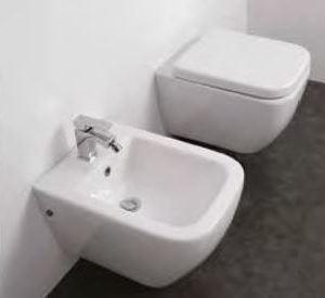 Outlet sanitari serie cloe filo parete a terra vaso for Sanitari outlet