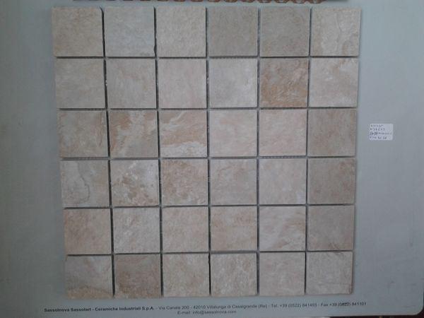 Outlet mosaico gress porcellanato  mario lepore srl