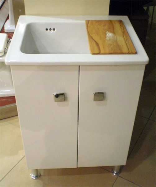 Lavabo Nanco in ceramica
