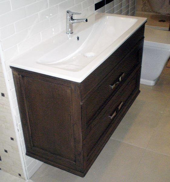 Outlet Composizione Mobili di Castello completo di lavabo e specchio ...