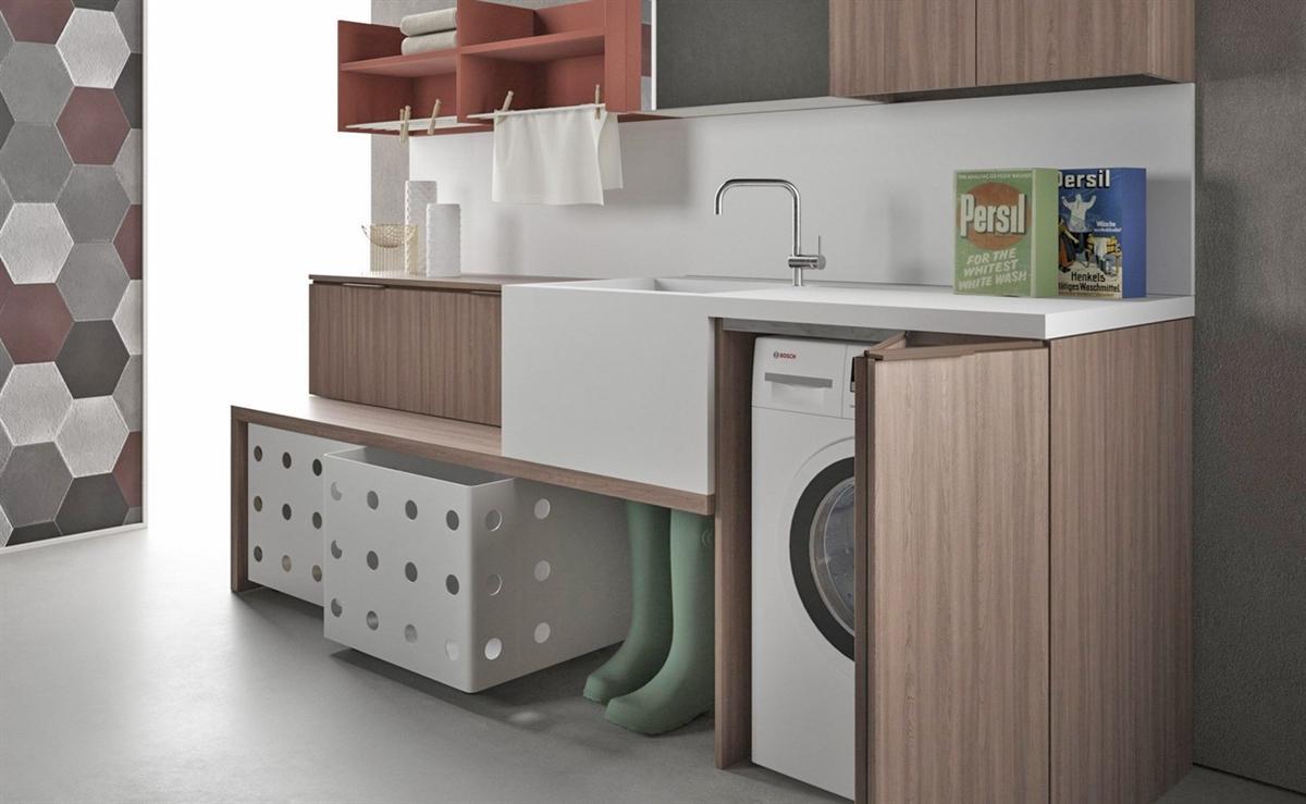 Lavanderia mario lepore srl sanitari pavimenti - Arredo lavanderia casa ...